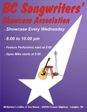 BC Songwriters Showcase Assn.