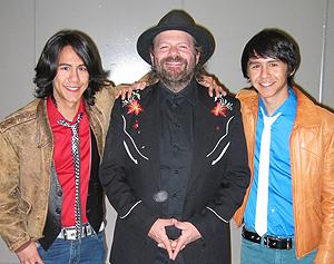 Colin Linden with Sam & Luke
